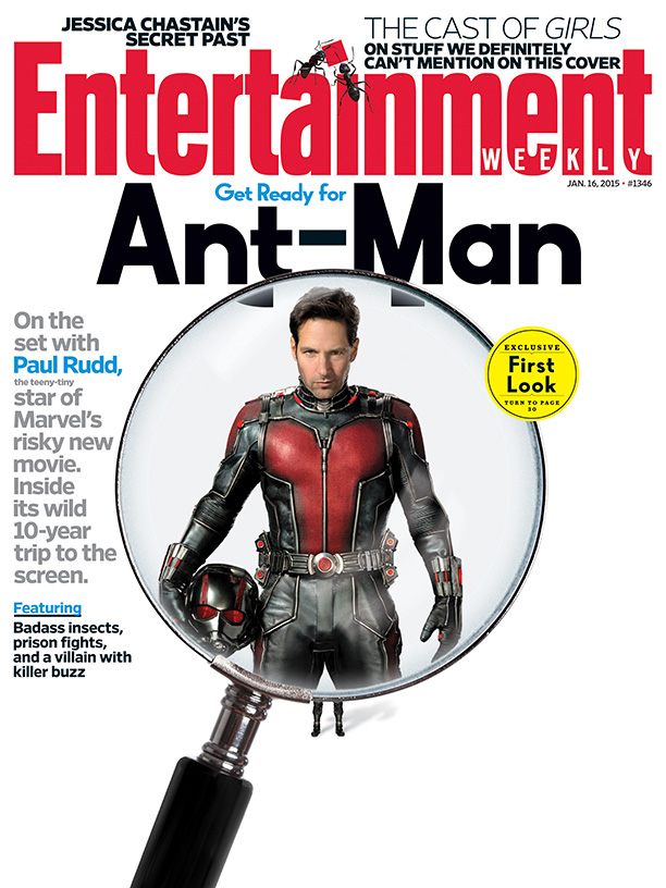 First look at Marvel's Ant-Man