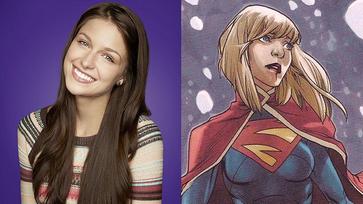 Benoist Supergirl