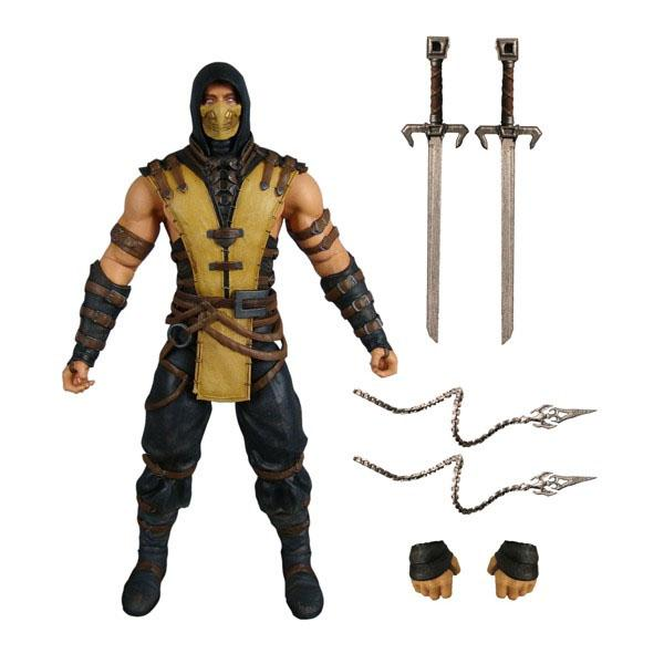 Mortal Kombat X Action Figure Scorpion