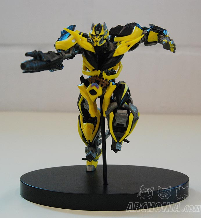 Transformers Lost Age Bumblebee Alt Weapon