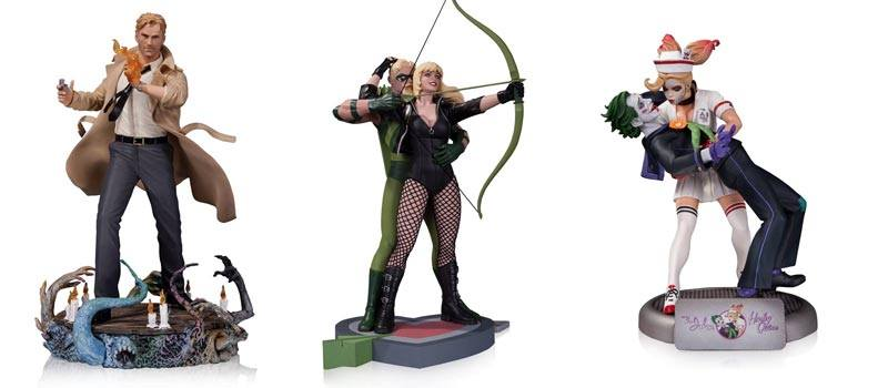 DC Collectibles Line Up 1