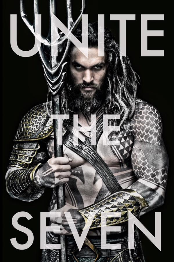 Aquaman revealed