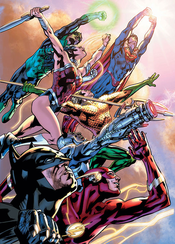 New 52 ends - JLA