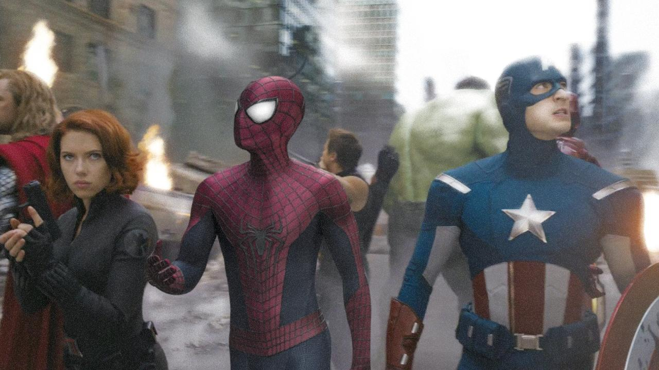 Spider-Man comes home to Marvel Studios