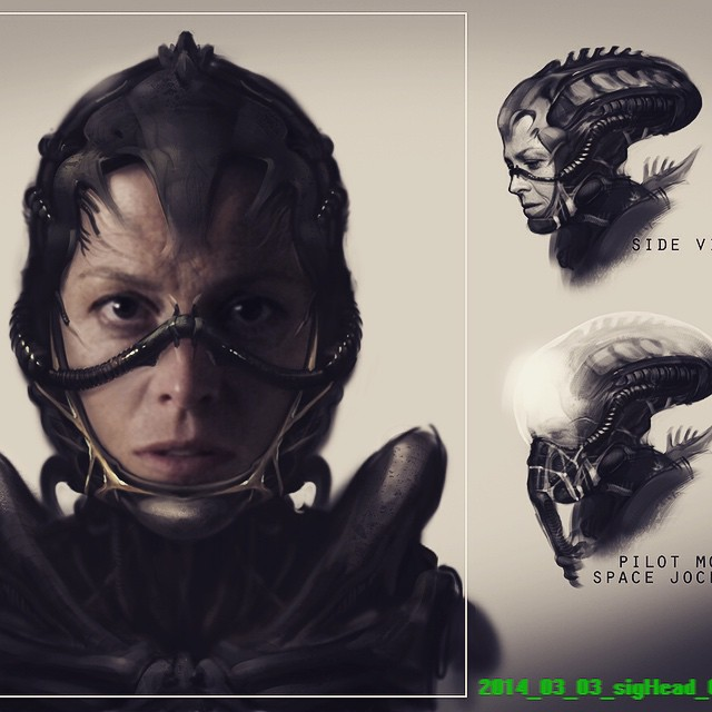 Neil Blomkamp's Alien!?