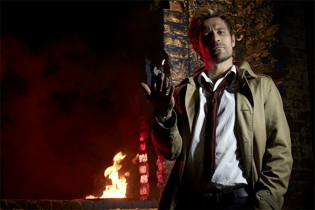Constantine rumored to move to SyFy