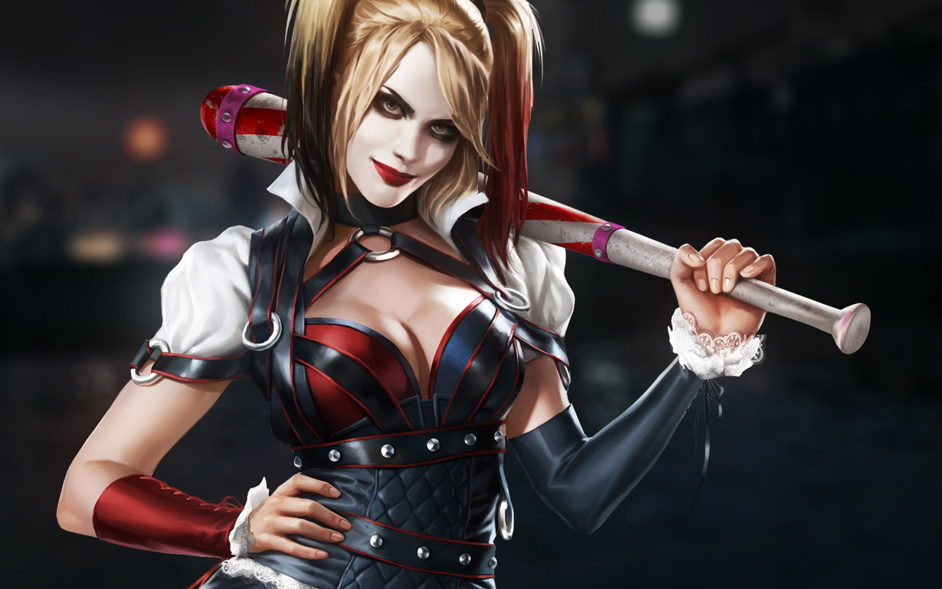 Suicide Squad director talks Harley Quinn