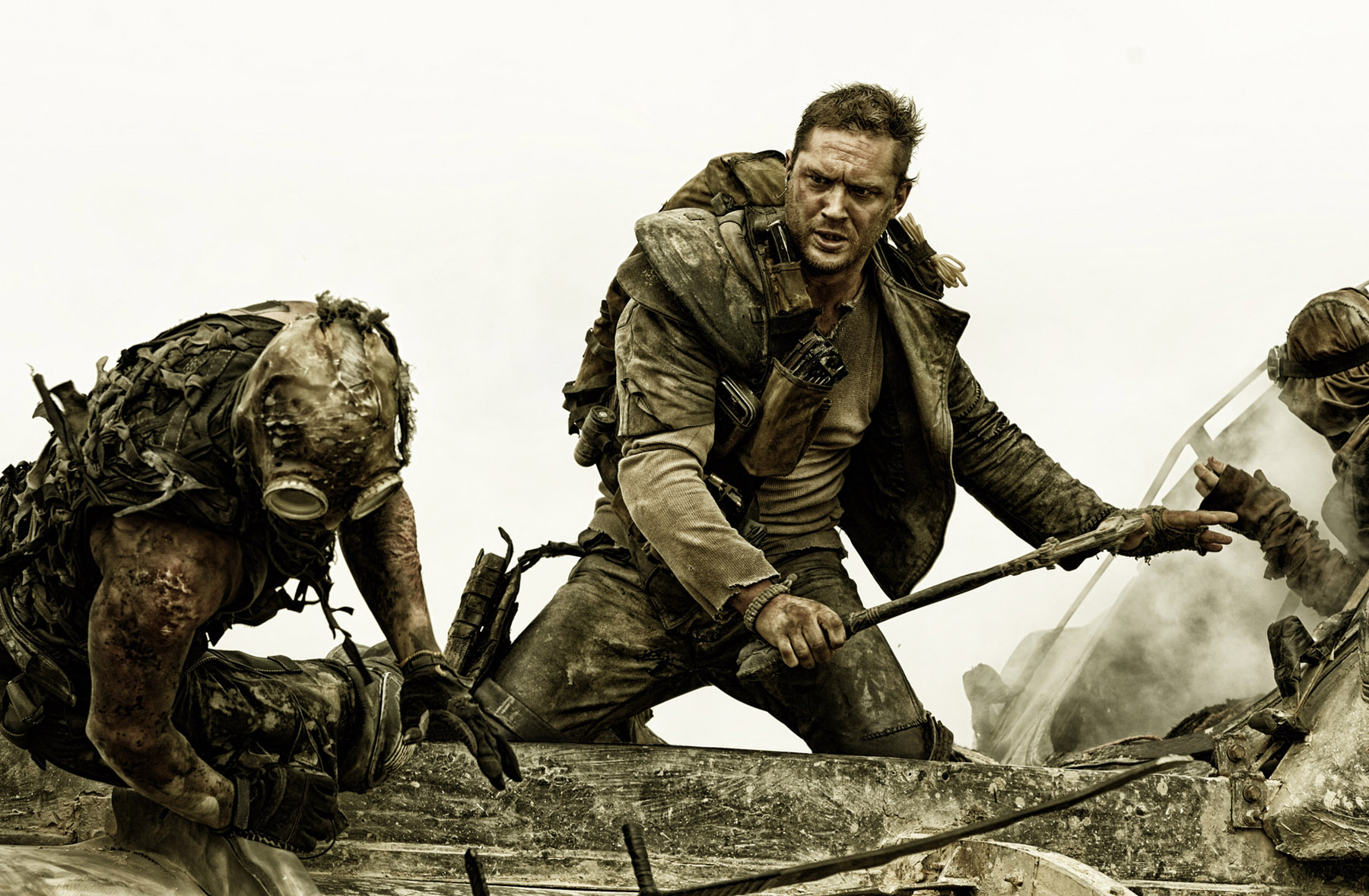 Mad Max: Fury Road International Trailer