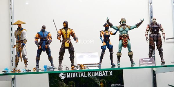 Mortal Kombat Action Figures