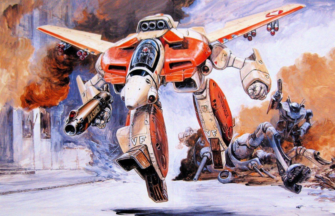 Robotech movie gets writers