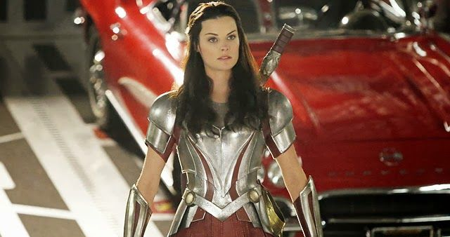 Lady Sif comes back to Agents of Shield