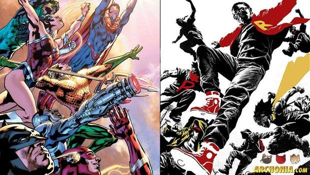 DC in June: Less Events, More Stand Alone Stories
