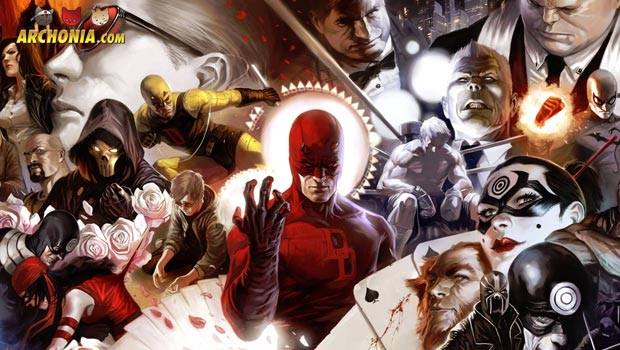 In-depth Profile: Daredevil