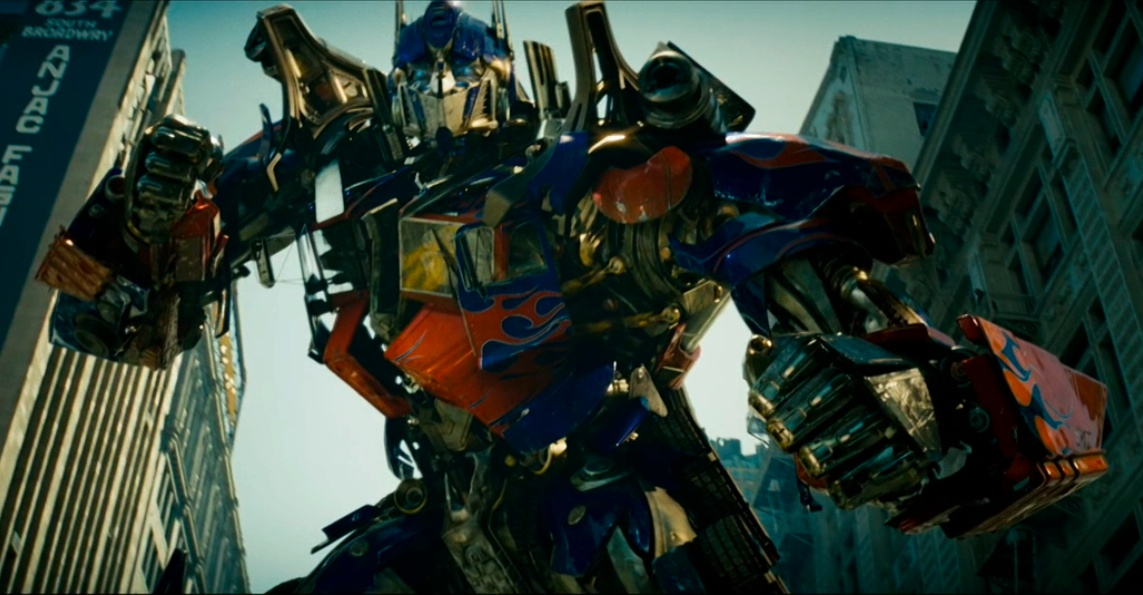 Transformers Gets A Cinematic Universe
