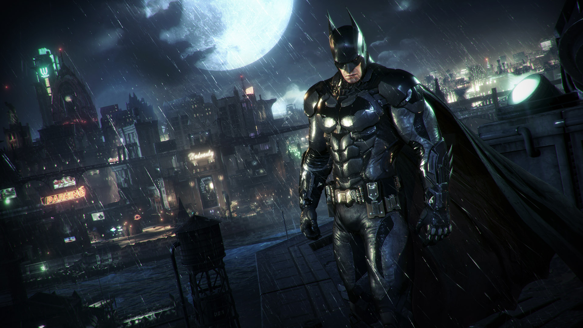 Batman Arkham Knight Delayed Again/ New Gameplay Footage