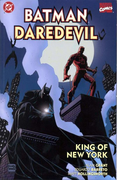 Daredevil: Marvels Batman?