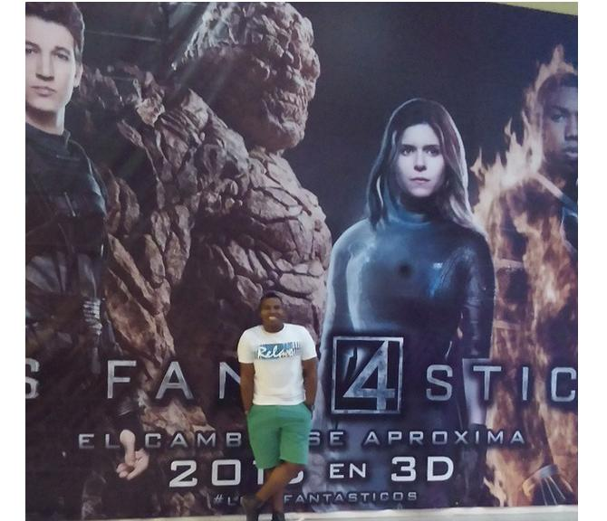 Fantastic Four Poster Reaveals The Thing