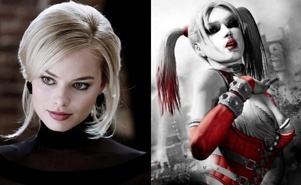 Margot Robbie on Harley and Suicide Squad