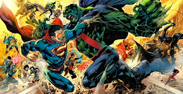 DC in June: Less Events, More Stand Alone Stories 1