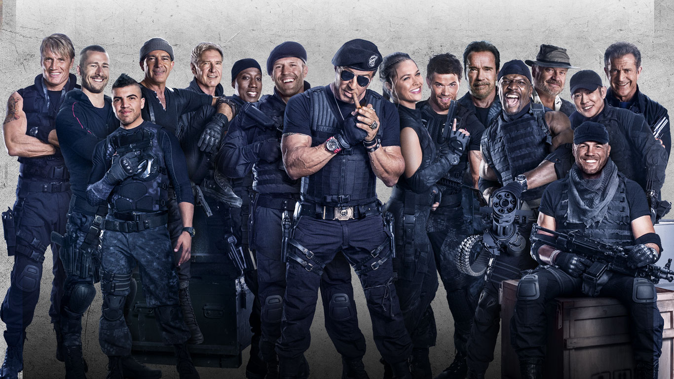 Expendables TV Series Event Planned
