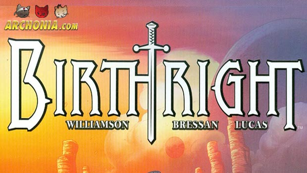 Birthright Vol 1 Homecoming - Review