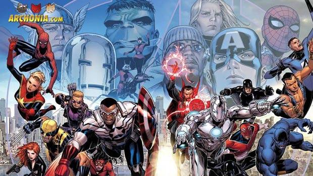 "33 Marvel Ongoing Comics Are ""Ending"" Before Secret Wars"