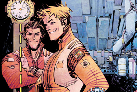 New Mark Millar Comic Headed For The Big Screen