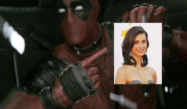 Morena Baccarin Confirms Her Role In Deadpool Movie