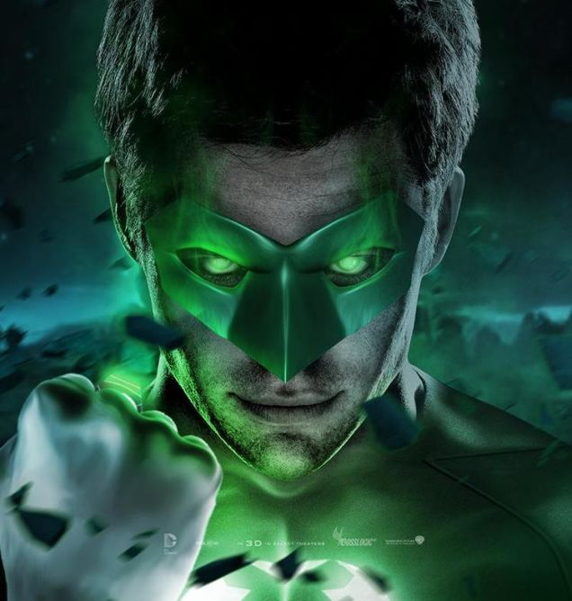 Rumor: Chris Pine for Green Lantern
