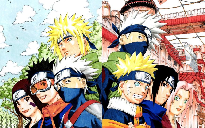 Resultado de imagem para Naruto mangá