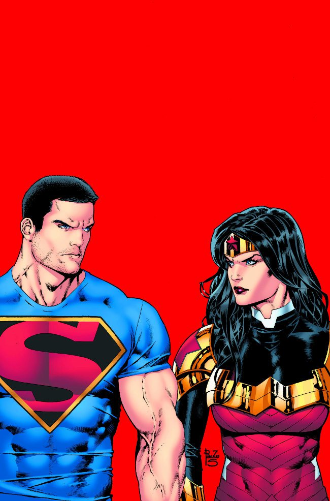 DC Comics Debuts New Costumes For Mayor Characters