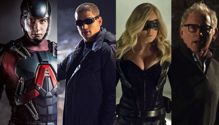 Another Flash/Arrow Spinoff in Development