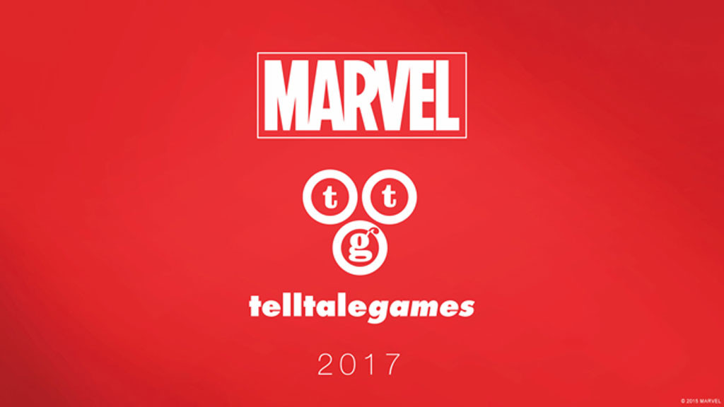 Marvel and Telltale Games Working Together