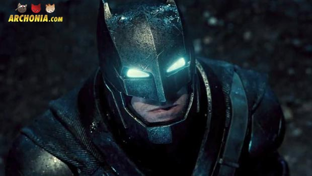 The Batman v Superman: Dawn of Justice Trailer is Here!