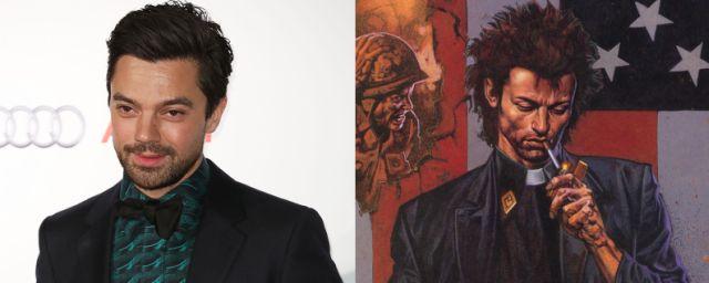 Dominic Cooper is Preacher