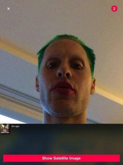 Suicide Squad's Joker Tease