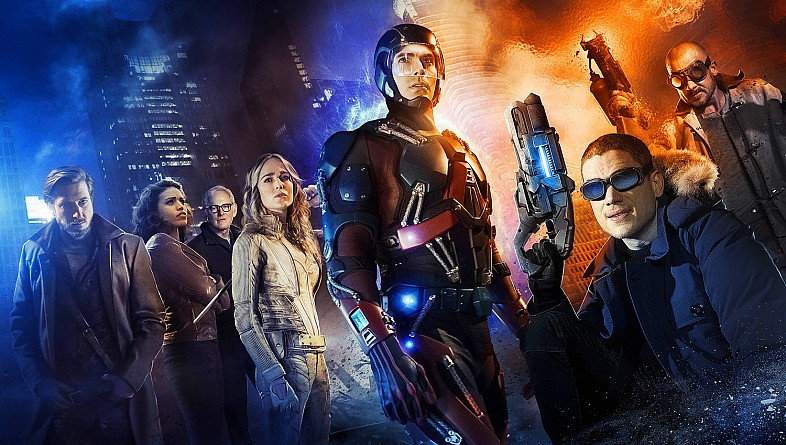 Legends of Tomorrow Trailer Debut