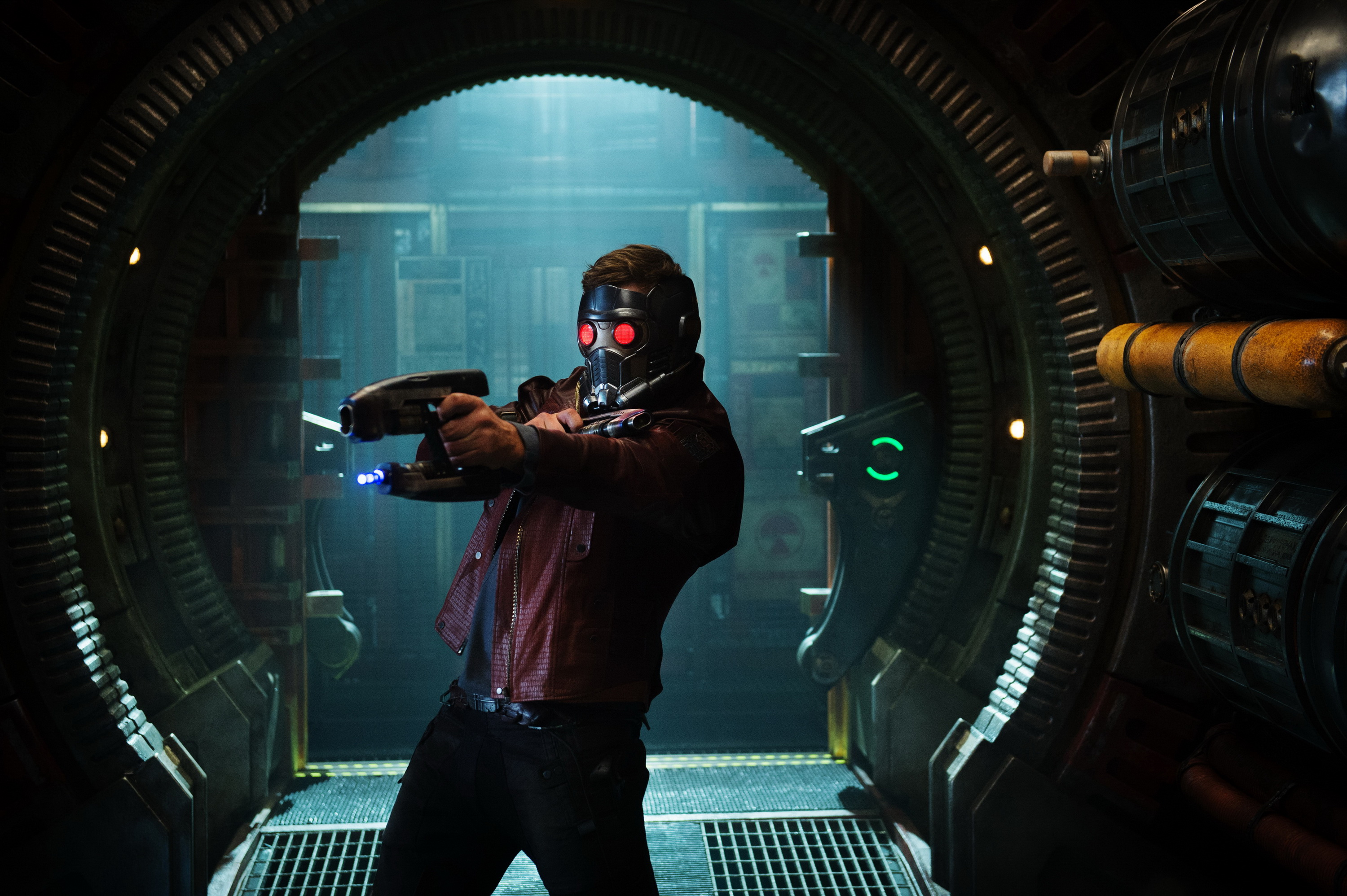 Star-Lord up for more Marvel movies