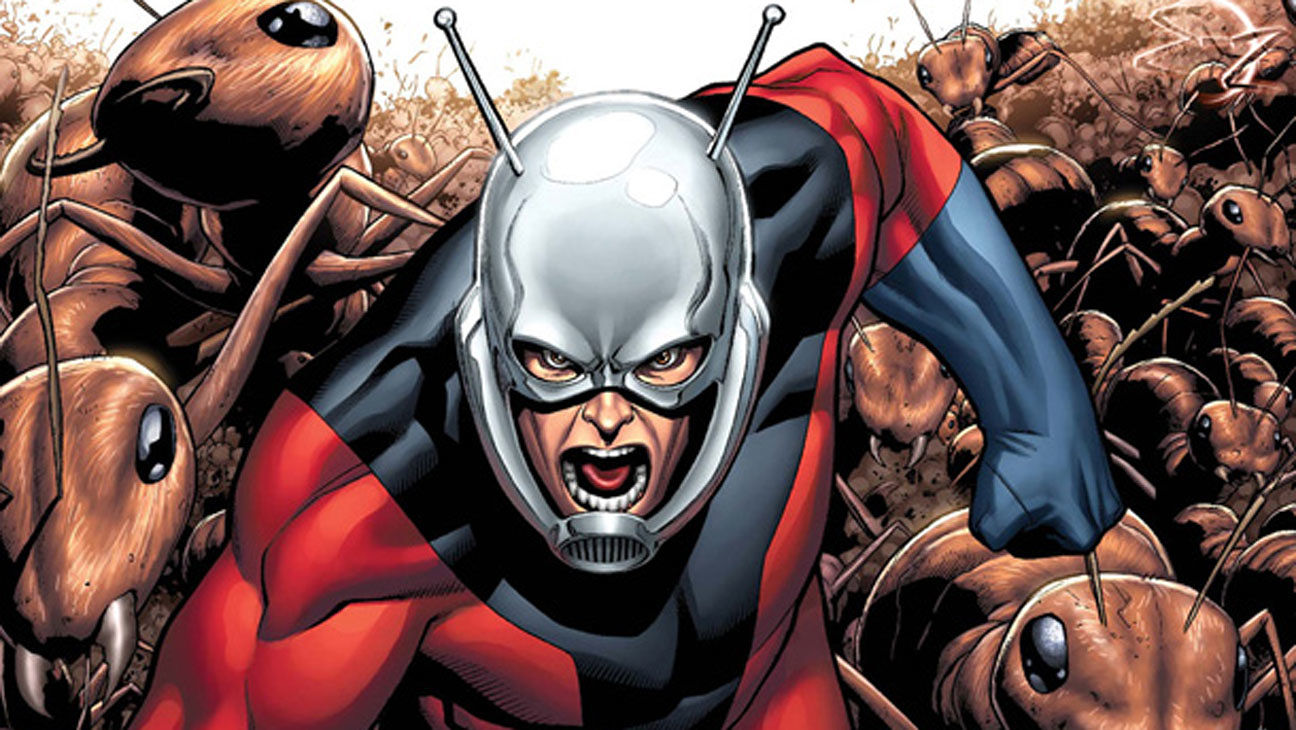Ant-Man and more will be in Civil War