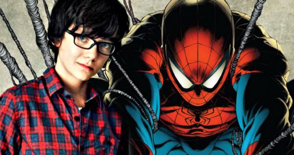 Asa Butterfield for Spider-man