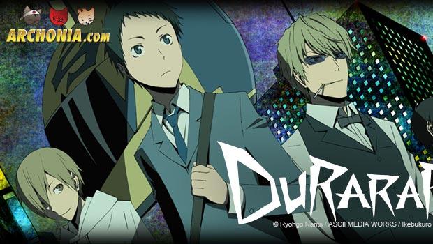Durarara Review