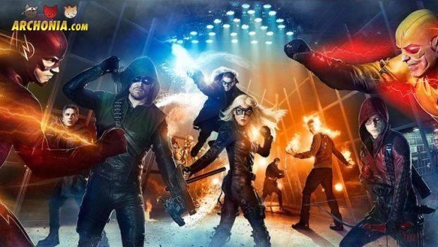 DC Comics TV Invasion Overview