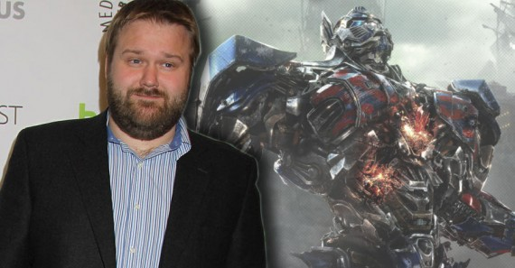 Robert Kirkman writes the new Transformers movies
