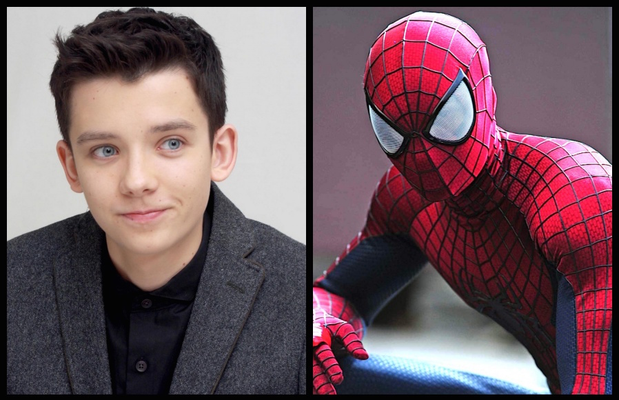 Asa Butterfield reportedly set for Spidey