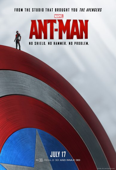 Ant-Man Gets a Little Help From The Avengers 2