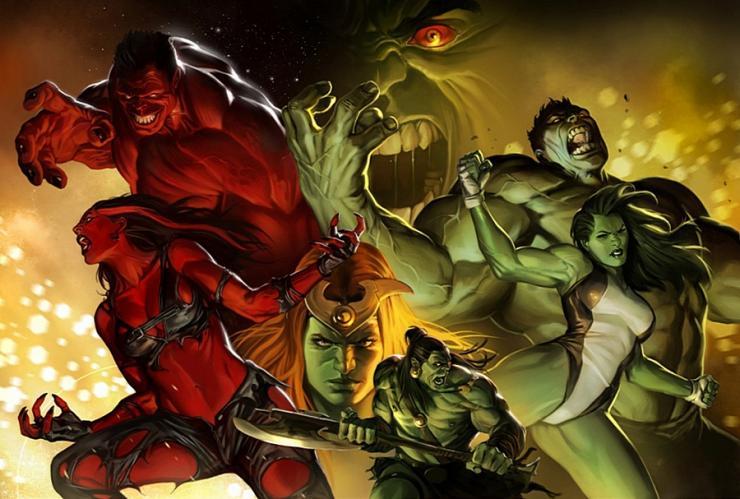 New Hulk for Civil War