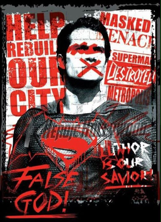 Batman v Superman Promo Overload 4
