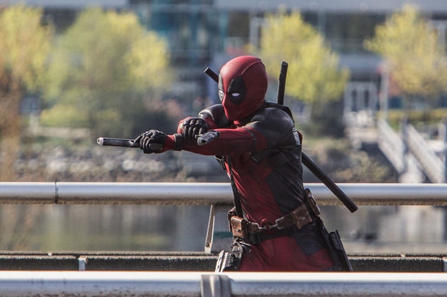 Deadpool movie finishes shooting