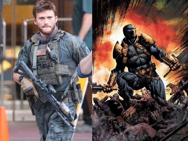 Scott Eastwood's Role in Suicide Squad is...