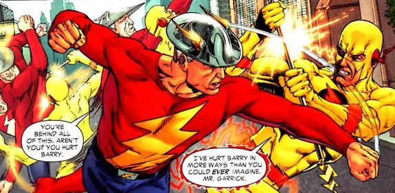 Jay Garrick Flash Revealed For Flash Season 2
